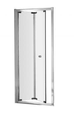 Ella Bi-Fold Shower Door - 860mm