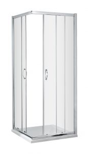 Ella Corner Entry Shower Enclosure - 760mm