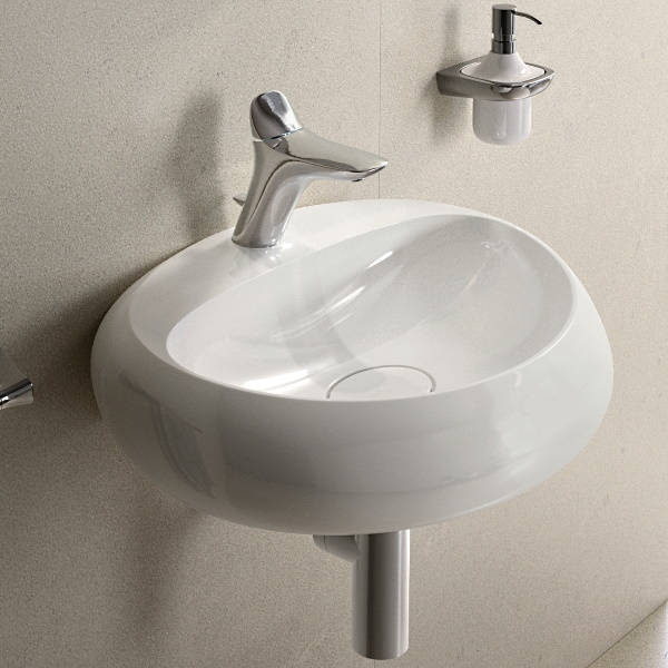 Wall Mounted Basins